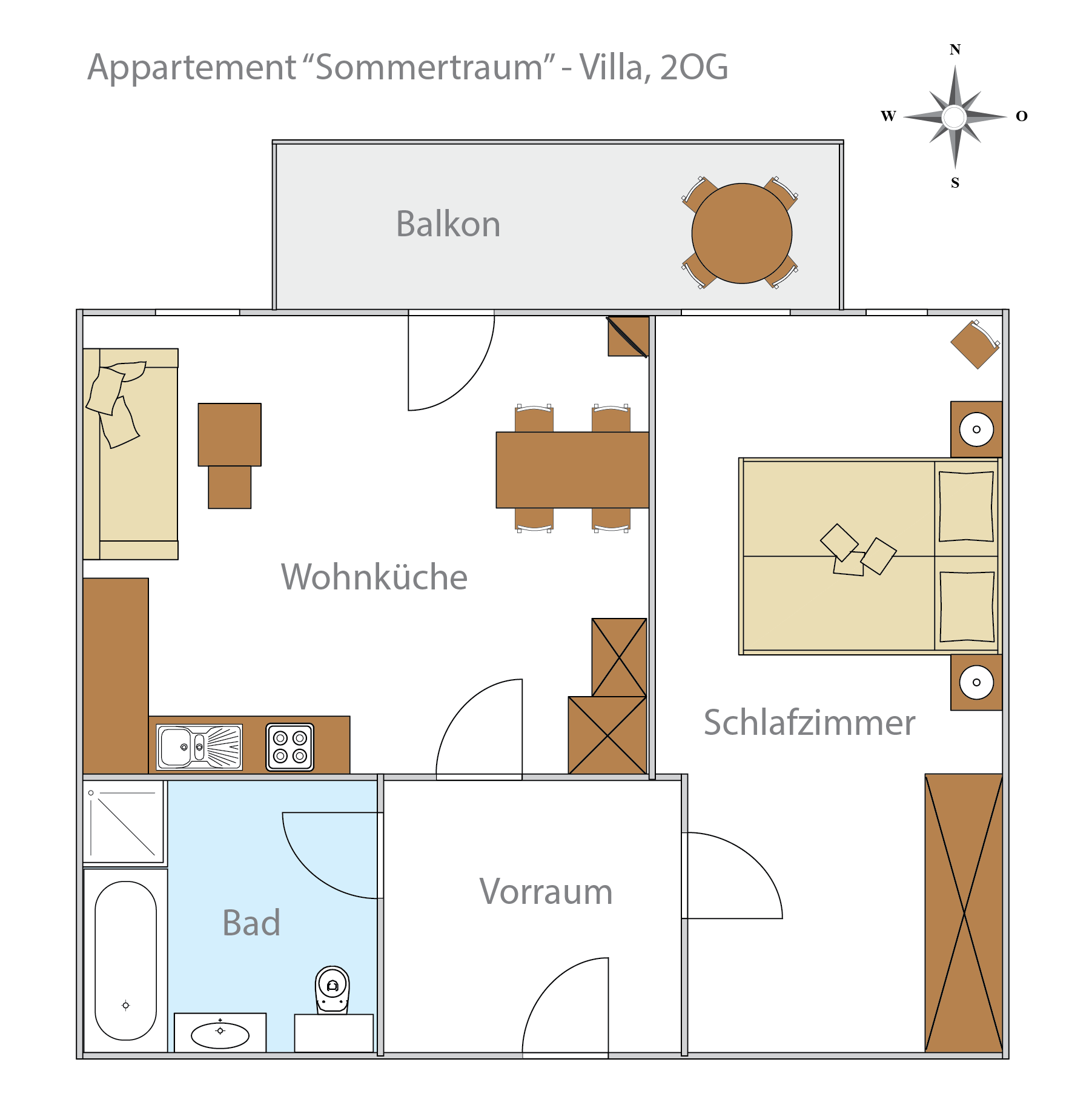 Room Map